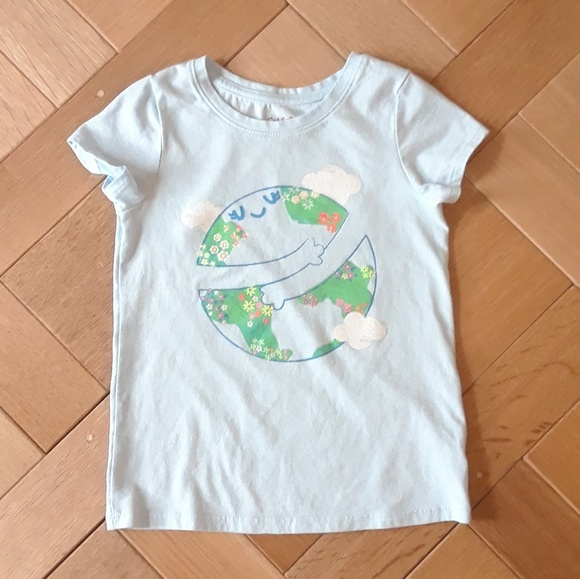 c31de3afa972 Cat   Jack Other - Earth Love Cat   Jack Blue Toddler T ...